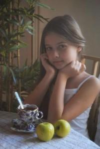 Как сфотографировать девочку