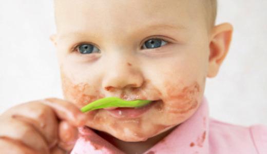Как научить кушать ребёнка