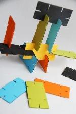 Детский конструктор своими руками из картона