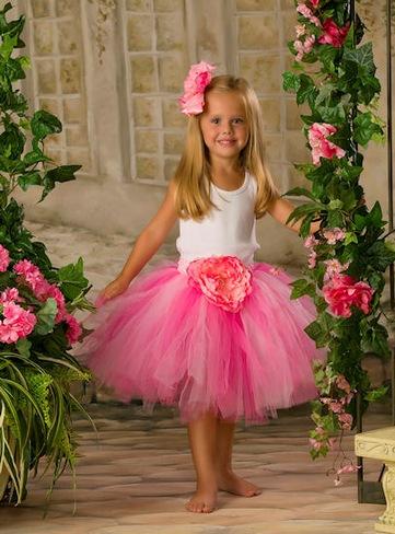 как сшить для девочки юбку
