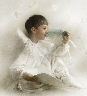 Стихи сочиняет ребенок
