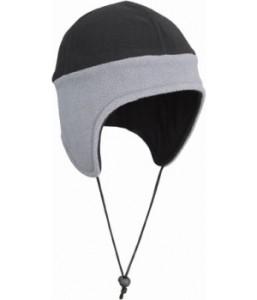 Флисовая шапочка для мальчика