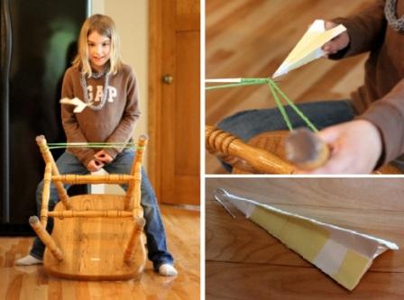 Как сделать катапульту своими руками