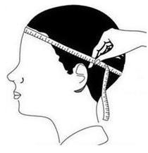 Измерить объём головы